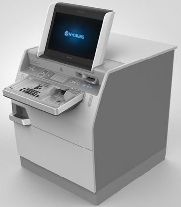 Hyosung MX 8800 - NBS