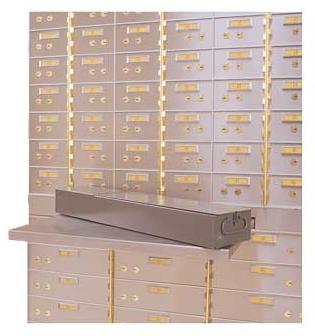 Fortis safe deposit boxes