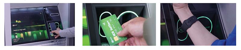 NCR SelfServ™ 80 series ATMs